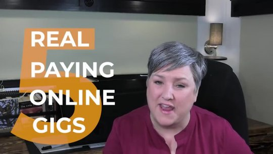 5 WORK FROM HOME Remote Jobs (YOU CAN DO RIGHT NOW!) with No Experience in 2021 for people 55
