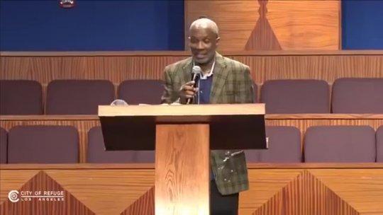 Bishop Noel Jones  - NEW Show
