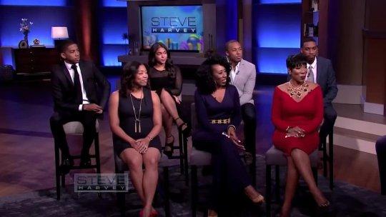 NEW Steve Harvey Honored By His Kids