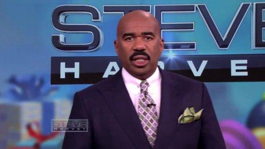 NEW Steve Harvey Breaks Down