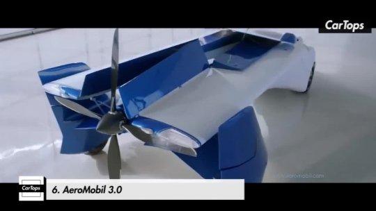 6 Autos Voladores Que Cambiarán el Mundo