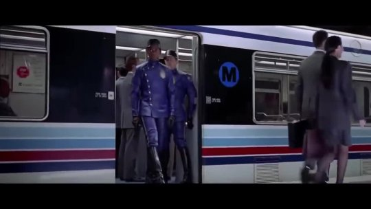 A Denzel Washington Action MOVIE